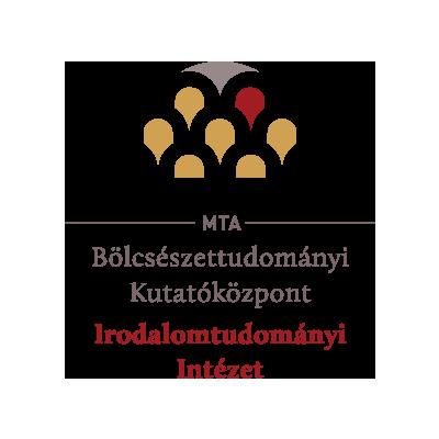 Magyar Tudományos Akadémia Bölcsészettudományi Kutatóközpont Irodalomtudományi Intézet